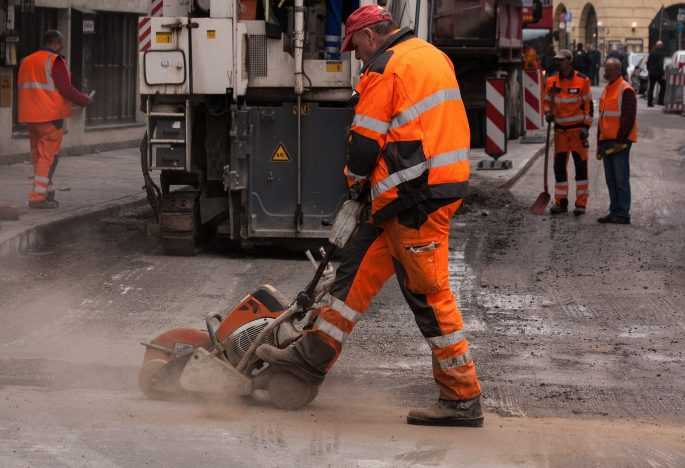 Personalised Protective Workwear for The Local Council